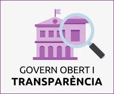 Logo Portal de transparència