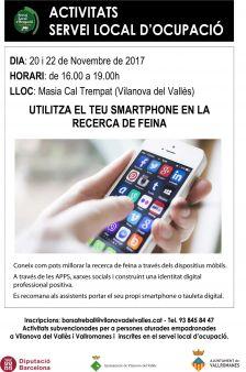 Taller ús smartphone