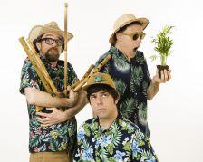 Música. Rolf & Flor a l'Amazones