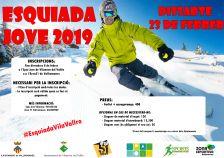 Esquiada jove 2019