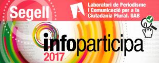 Segell Infoparticipa 2017
