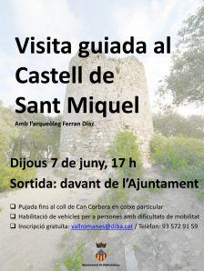 Visita Castell Sant Miquel